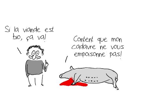 arguments bon omnivore 4
